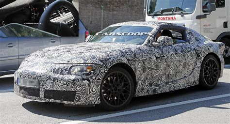 New 2018 Toyota Supra Coupe; This Is It