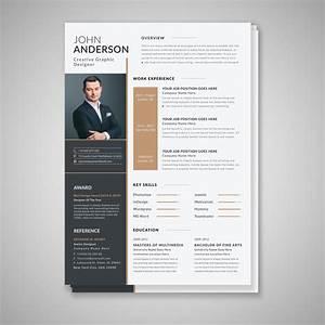 Make Professional Cv Resume And Portfolio Design For 10