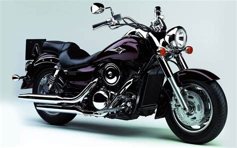 wallpapers kawasaki vulcan 1600 classic bike
