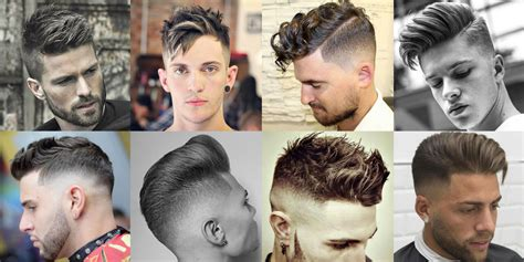 Different Hairstyles For Men 2018