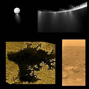 Cassini's 10th anniversary: The mission's greatest images ...