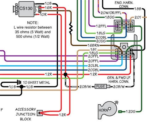 Color Wiring Diagram Finished Page The