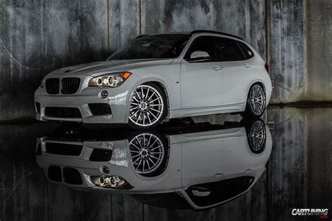 bmw x1 tuning tuning bmw x1 187 cartuning best car tuning photos from all the world