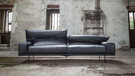 magasin canapé ile de canapé design contemporain haut de gamme en cuir bolzano