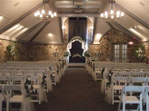floral arch   romantic kings indoor chapel