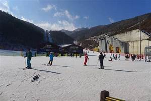 High1 Ski Resort 하이원 리조트 in Jeongseon, South Korea