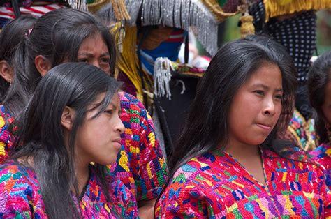 Guatemala Native American Women
