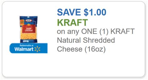 free printable kraft cheese slices coupons