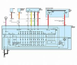 Kia Optima  Circuit Diagram - Esc  3