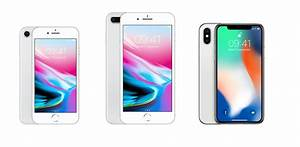 Taille Des Iphone : faut il attendre l iphone x ou privil gier l iphone 8 pour un usage business vdi t l com lyon ~ Maxctalentgroup.com Avis de Voitures