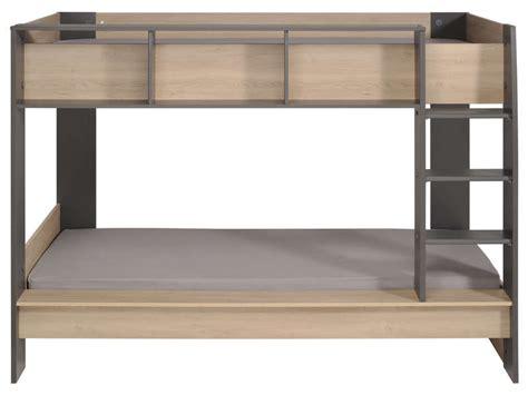 lit superposé avec bureau pas cher lit superpose pas cher conforama 28 images lit
