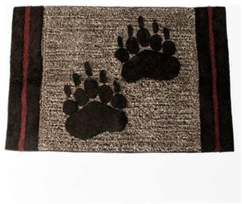 rustic bath mat saturday sundance rug rustic bath mats by