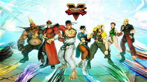 Street Fighter V 2016 Wallpapers  Hd Wallpapers  Id #15616