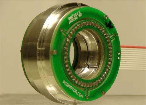 dual hollow center motor pcbmotor