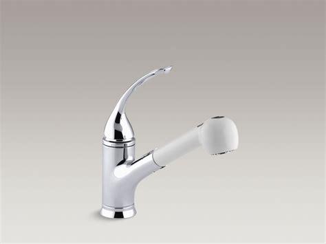 kohler white kitchen faucet kohler coralais white kitchen faucet