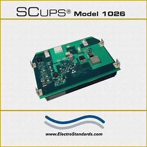 Scups U00ae Super Capacitor Uninterruptible Power Supply