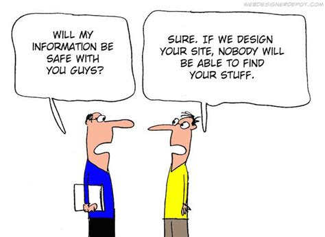 20 Funny Comic Strips That Designers Will Love