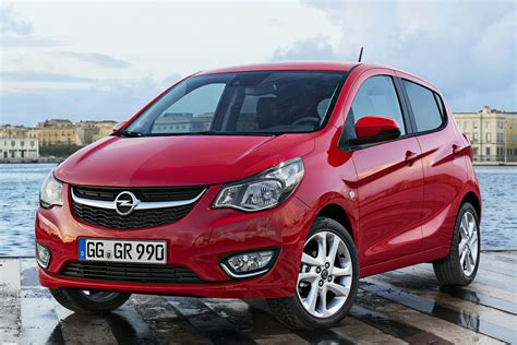 opel karl  edition manual  present  hp
