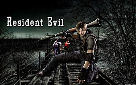Resident Evil Wallpapers Hd (71+ Images