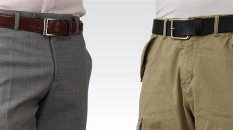 12 Belt Rules Every Man Should Know