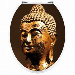 Aufkleber Für Toilettendeckel : wandtattoos folies aufkleber f r toilettendeckel buddha ~ Orissabook.com Haus und Dekorationen
