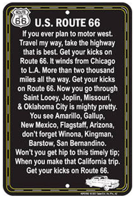 christoph roos get your kicks on route 66