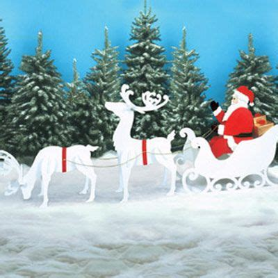 plywood reindeer cutouts woodworking projects plans