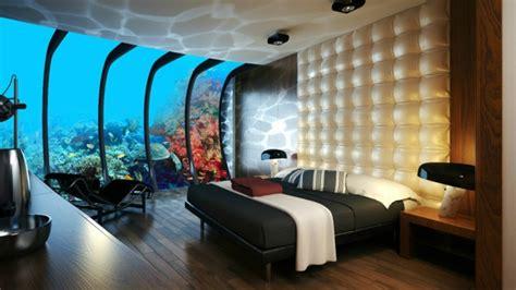 chambre de luxe design le design d 39 une chambre d 39 hôtel de luxe sous marine