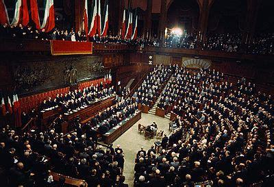 Parlamento Seduta Comune by Parlamento Della Repubblica Italiana Il Parlamento Italiano