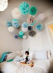 Kinderzimmer Wandgestaltung Ideen : kinderzimmer deko ideen wie sie ein faszinierendes ambiente kreieren ~ Sanjose-hotels-ca.com Haus und Dekorationen