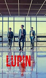 DONGKIZ suit up in sleek group teaser image for 'Lupin ...