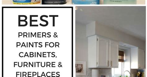 best primer for cabinets best primers paints for cabinets furniture fireplaces