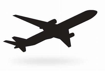 Aircraft Airplane Icon Vector Background Transparent Engineering