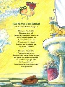 tub lyrics take me out of the bathtub lyrics rafi hecht