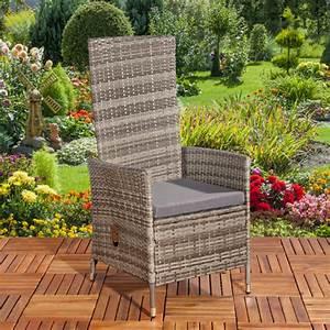 Rattanmöbel Garten Grau : xxl rattanm bel gartenset grau aus polyrattan lounge gartenm bel sitzgruppe ebay ~ Sanjose-hotels-ca.com Haus und Dekorationen