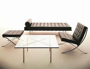 Mies Van Der Rohe Chair : design deconstructed the barcelona chair knoll inspiration ~ Watch28wear.com Haus und Dekorationen