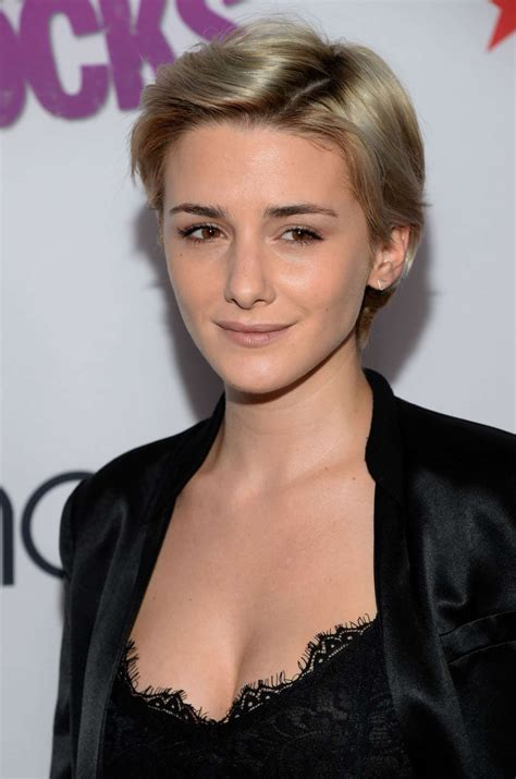 addison timlin  glamorama fashion rocks event