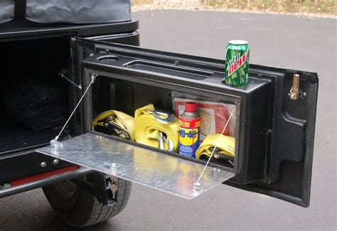 jeep tailgate storage jk tailgate tables the lowdown expedition portal