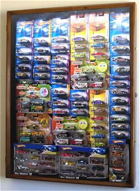 hot wheels matchbox display case cabinet  cars  retail boxes custom display case