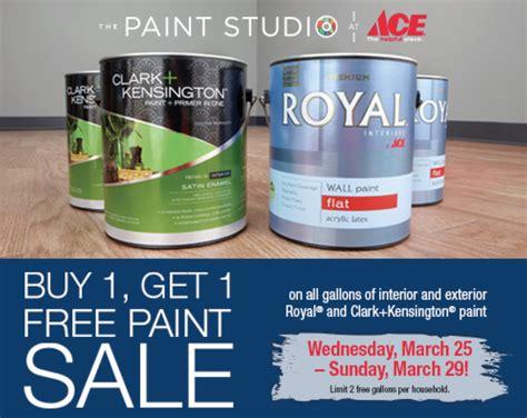 ace hardware buy 1 get 1 free royal or clark kensington