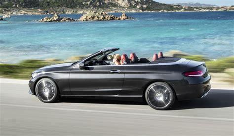 mercedes c klasse cabrio gebraucht ook mercedes c klasse coup 233 en cabrio vernieuwd autorai nl