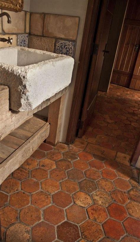 ideas  terracotta tile  pinterest