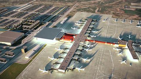 Keflavik Airport Masterplan - YouTube