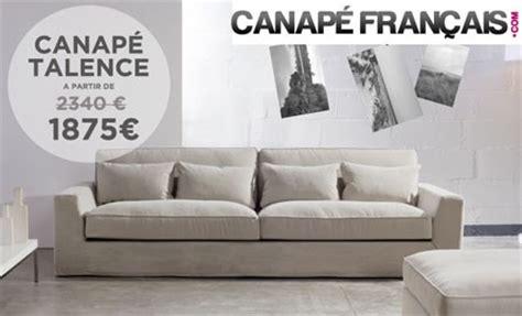 canape francais fabricant l argumentaire du canap 233 fran 231 ais