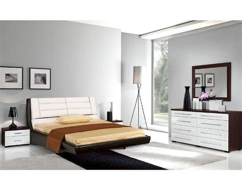 italian bedroom set modern style 33b231