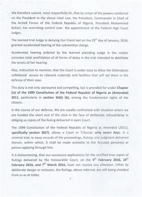nigeria nnamdi kanu lawyers call  uk   guarantee
