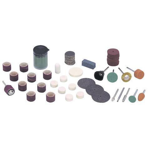 105 polishing abrasive accessory kit