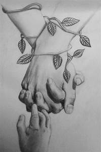 Holding hands by cosminprodan on DeviantArt