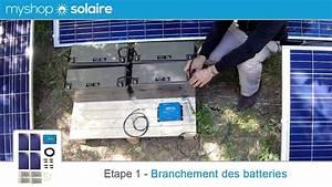 Kit Panneau Solaire Autoconsommation : myshop solaire montage d 39 un kit panneau solaire 1000w ~ Premium-room.com Idées de Décoration