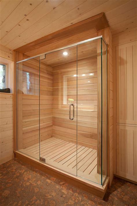 wood and metal bar stools bathroom shower rustic bathroom portland maine by